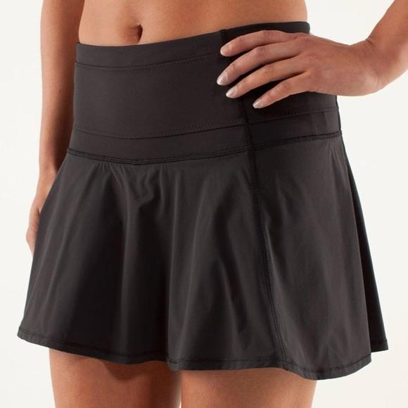 495ab5e0be lululemon athletica Shorts | Lululemon Hot Hitter Skirt Skort | Poshmark